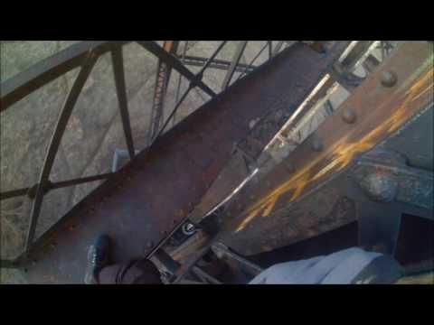 Mississauga Water Tower Climb FAIL ft. Sick Raccon