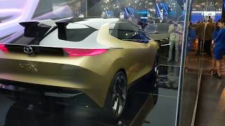 Tata 45X Hatchback Concept in Hindi | Auto Expo 2018 | Baleno Competition