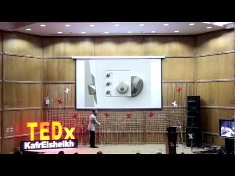 Touch Stickers: Haytham Desouky at TEDxKafrElsheikh