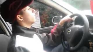 chico pone nitro en su auto jaja
