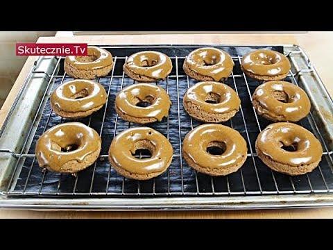 Cynamonowe donuty z lukrem kawowym :: Skutecznie.Tv [HD]