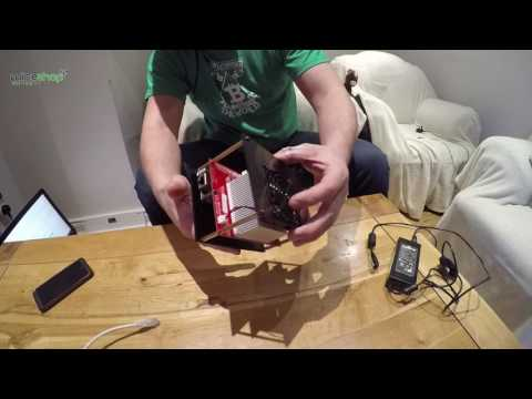 How To Mine DASH With Baikal 150m ASIC Miner.