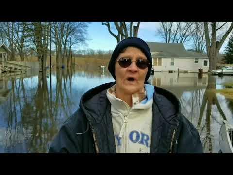 Flooding impacts Lakewood Neighborhood family