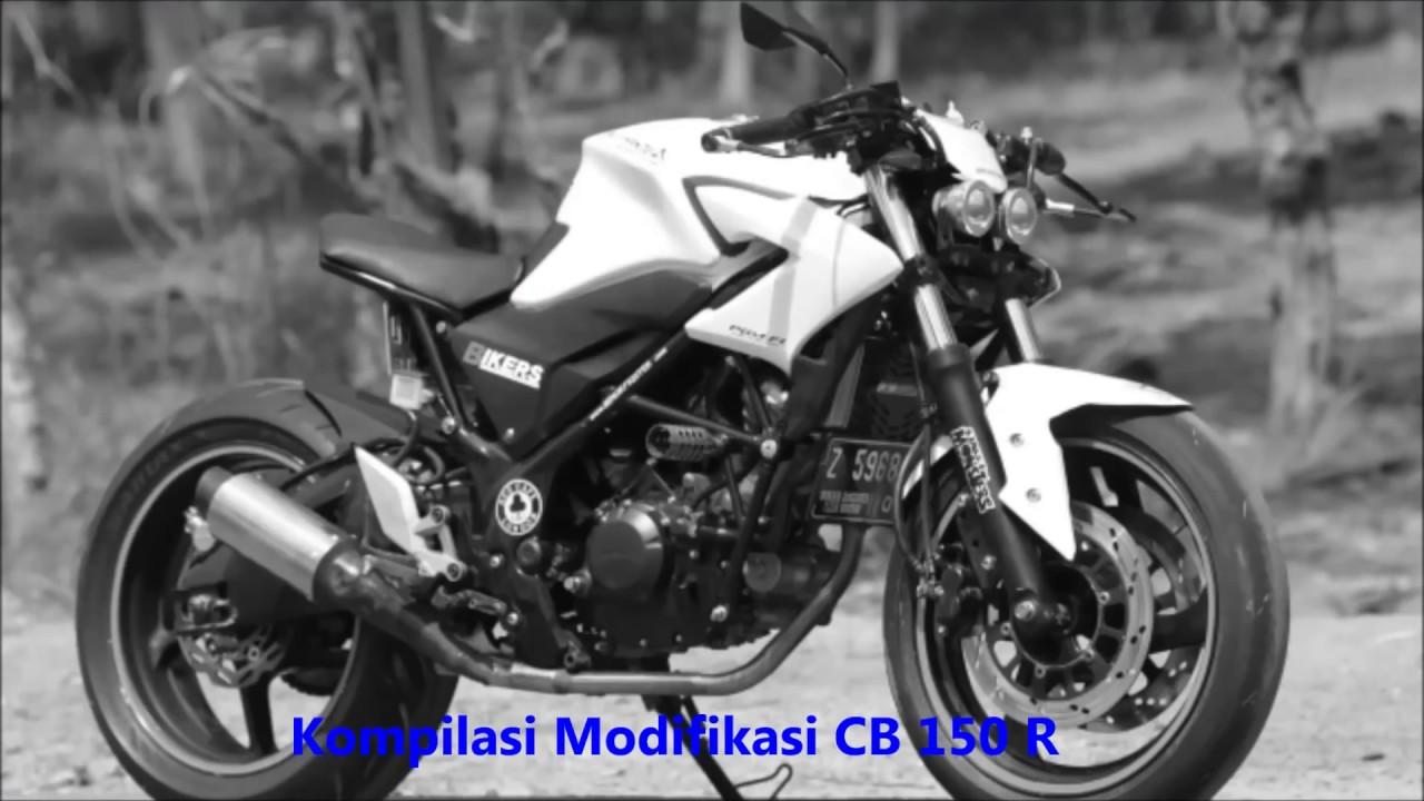 Kompilasi Modifikasi Honda Cb 150 R