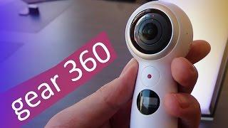 Samsung Gear 360 и Gear VR - первые впечатления