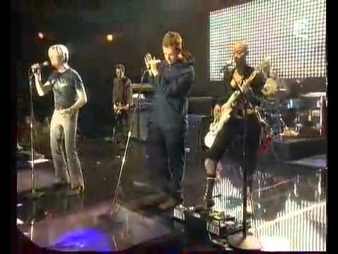 Fashion (David Bowie with Damon Albarn) 2003