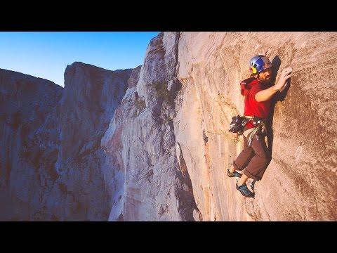 The Art of Climbing - Kilian Fischhuber Scales Headless Children