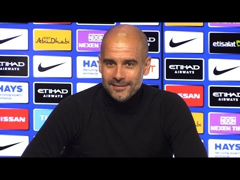 Pep Guardiola Full Pre-Match Press Conference - Manchester City v Crystal Palace - Premier League