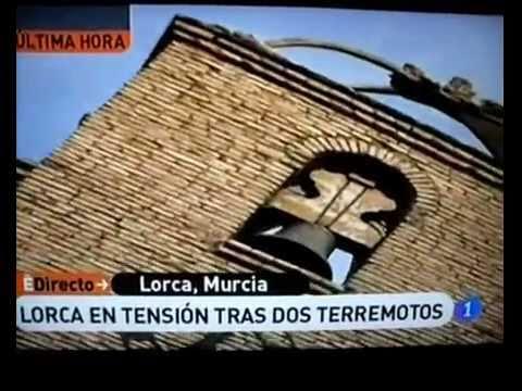 HAARP en España terromoto  Lorca 5.2 Nuevo Orden Mundial