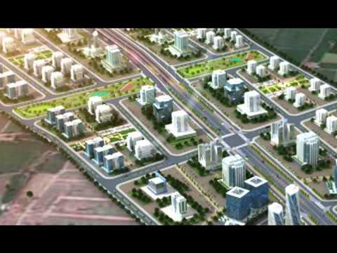 Super Corridor 3D walkthrough, Indore
