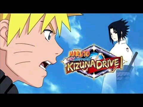 Naruto Shippuden Kizuna Drive All Cutscenes Full Movie