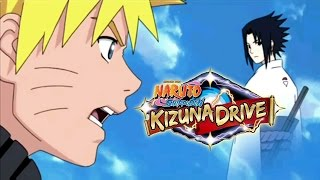 Naruto Shippuden Kizuna Drive All Cutscenes Full Movie