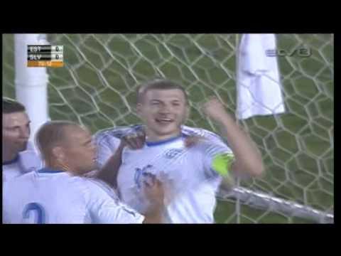 El Salvador 0:2 Estonia 2012