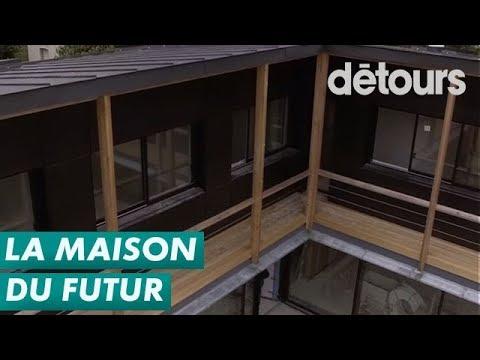 Ouvrez la porte de la maison du futur d tours youtube - Maison du futur bruxelles ...