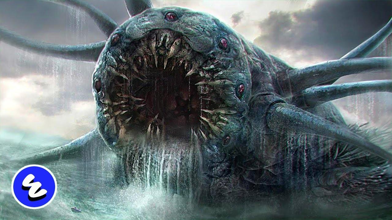 Download 6 Monster Laut Terbesar di Dunia - Yang Pernah Diangkat Dalam film