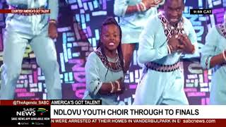 Ndlovu Youth Choir from SA reaches finals of America's Got Talent