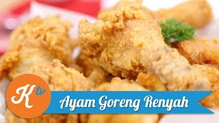 Download Video Resep Ayam Goreng Renyah MP3 3GP MP4