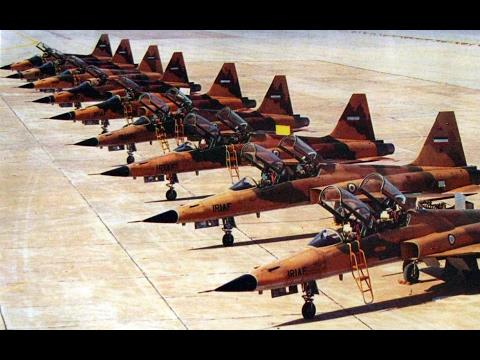 La guerra Iran-Iraq.