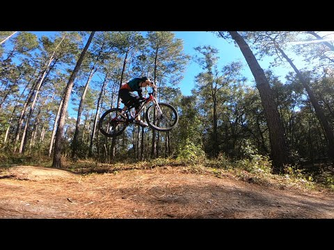 Trail Review: Drunken Monkey at Croom in Florida