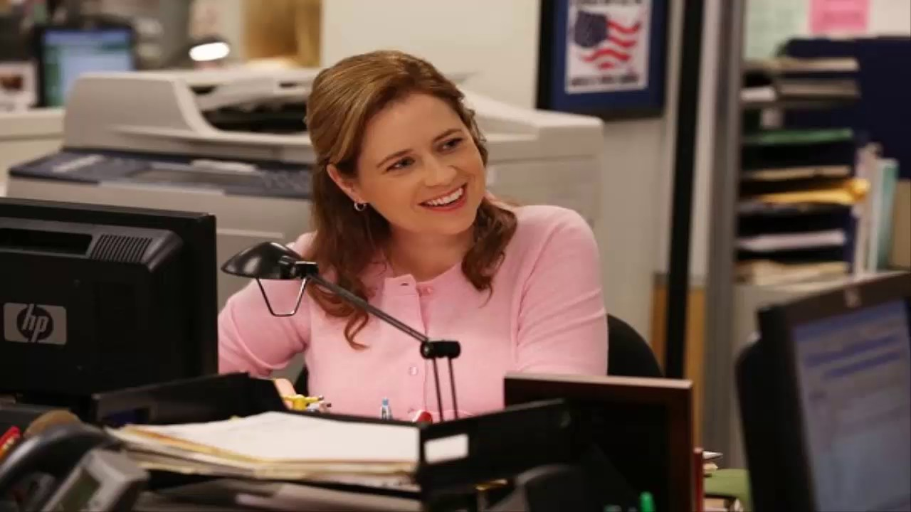 The Office Star Jenna Fischer Just Tweeted Best Pam Tribute Ever