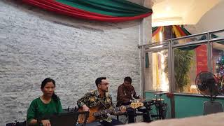Hai Siarkan di Gunung-Musik Gereja HKBP Rumbai Lagu Natal