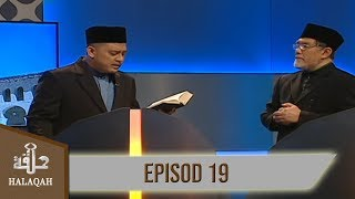 Gambar cover Halaqah (2016) | Episod 19