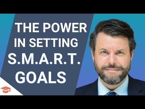 Charles Duhigg on the Power of Setting SMART Goals
