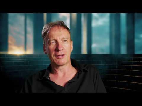 Wonder Woman: Interview with David Thewlis