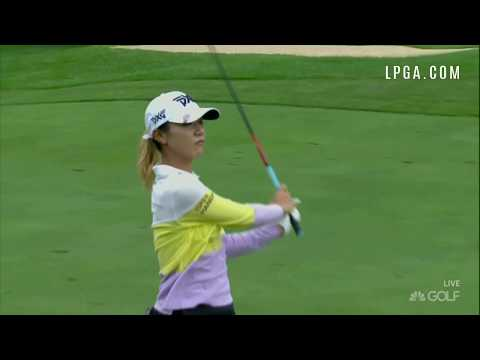 Lydia Ko Round 1 Highlights 2018 Indy Women in Tech Championship