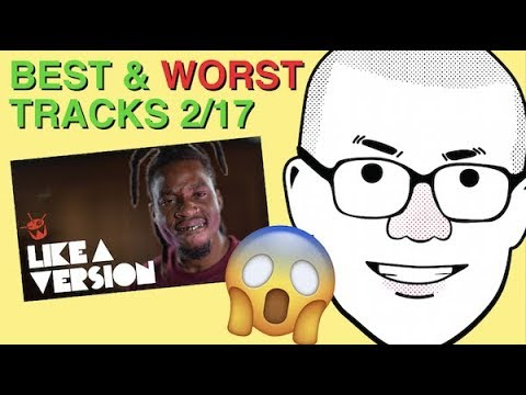 Weekly Track Roundup: 2/17 (Denzel Curry's Amazing Rage Against the Machine Cover)