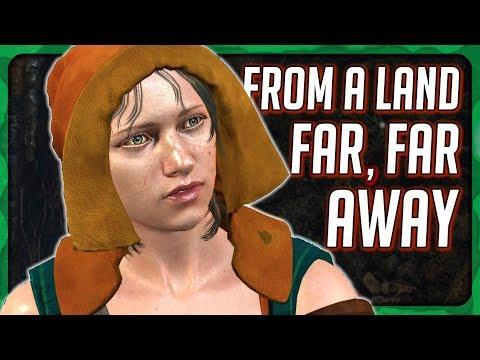Witcher 3: From a Land Far, Far Away