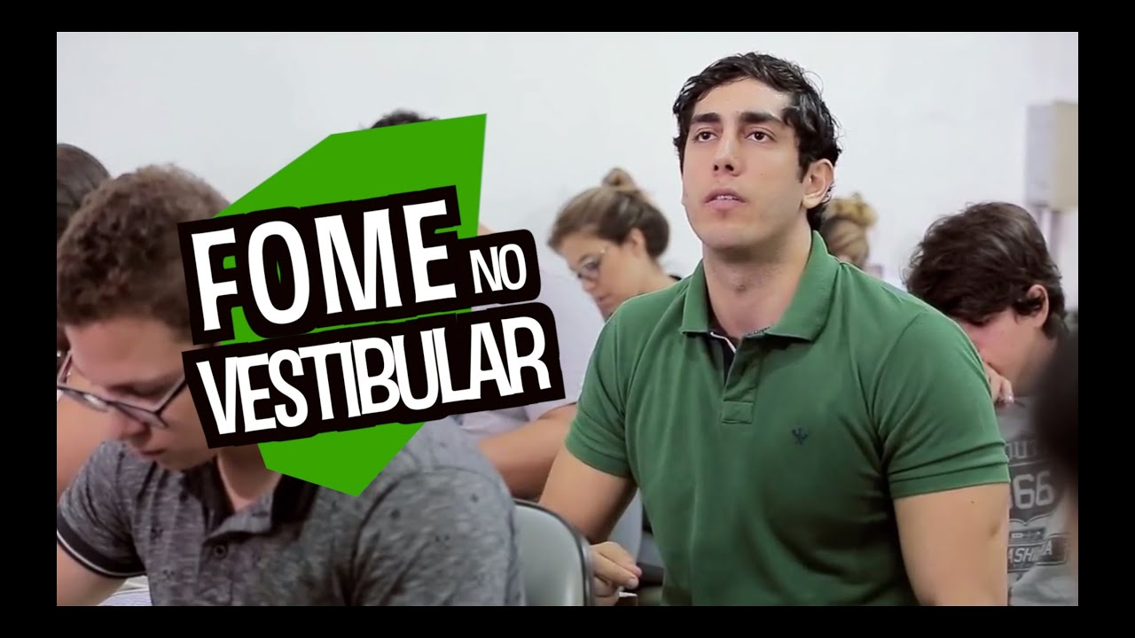 Fome no Vestibular - DESCONFINADOS
