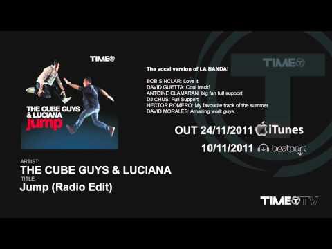 The Cube Guys & Luciana - Jump (Radio Edit) [Official]
