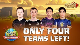 Clash of Clans World Championship Finals - Day 2 Livestream