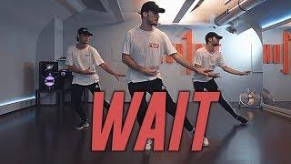 "Maroon 5 ""WAIT"" Choreography by Istvan Pali"