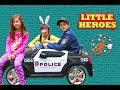 Little Heroes Rescue Squad 5 - The Kid Police, WorryWart, And The Stealer