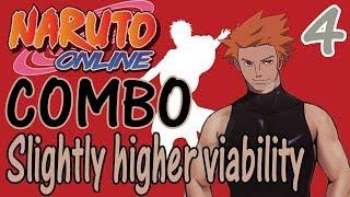 Naruto Online - Combo Slightly higher viability - Crimson #4