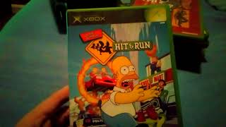 MY XBOX ORIGINAL GAME COLLECTION PART 1!!!