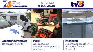 7/8 Edition Spéciale. mercredi 6 mai 2020