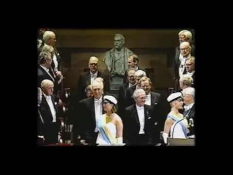 Aniversario 21 del Premio Nobel de Química 1995