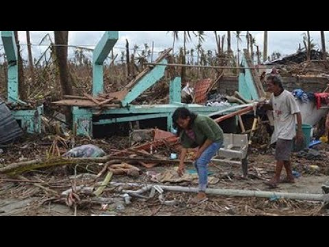 #TYPHOON ROLLY MASSIVE DEVISTATION! Real Time Video Naga City Bicol Philippines 1 of 2