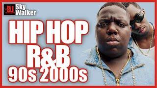 90s 2000s Old School Classics Hip Hop R&B Music Club Mix | DJ SkyWalker