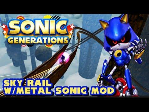 мод на Sonic Generations скачать - фото 11