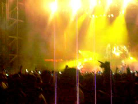 ELECTRIC EYE JUDAS PRIEST EN BOGOTA