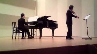 Handel: Violin Sonata No. 6 E-Dur, op. 1-15