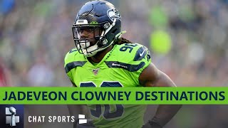 Jadeveon Clowney: NFL News & Rumors On The Top 6 Teams That Could Sign The DE In 2020 Free Agency