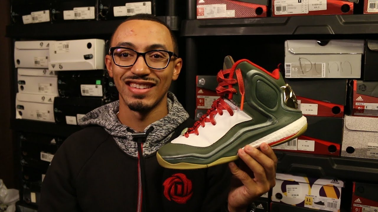 adidas d rose 5 year of the goat