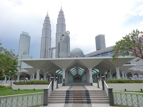 Masjid As Syakirin - Kuala Lumpur, Malaysia