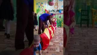В детском центре Карлсон отметили День рождение в стиле Щенячий Патруль