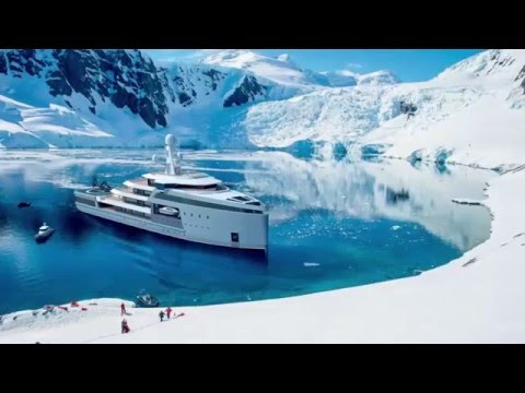 Seaxplorer Expedition Yacht by Demen Yacht